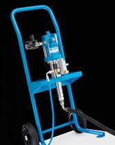 Unité de pulvérisation de peinture monocomposant / haute pression / airless