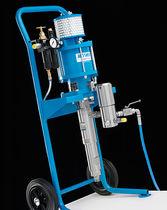 Unité de pulvérisation de peinture monocomposant / airless