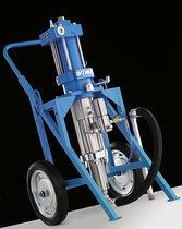 Unité de pulvérisation peinture / pneumatique / hydraulique