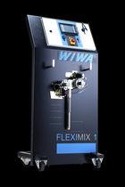 Doseur-mélangeur de liquides / pour l'industrie électronique
