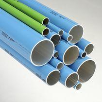 Tuyaux rigides pour air comprimé / pour réseaux d'air comprimé / en aluminium / pour azote
