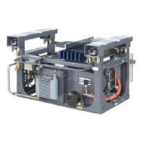 Compresseur d'air / stationnaire / à moteur électrique / scroll