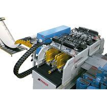 Poinçonneuse alimentée par bobine / automatique / hydraulique / auto-index