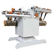 Dévidoir motorisé / pour alimentation de presse / double
