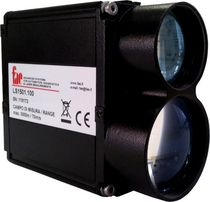 Capteur de distance laser à mesure du temps de vol / fermé