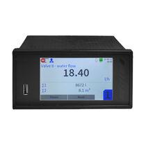Débitmètre massique / à flotteur / à ultrasons / thermique