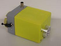 Collerette sensitive active pour traitement de surface / de ponçage automatisé / maniement tactile