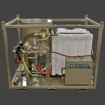 Hydro-sableuse à injecteur / stationnaire / manuelle