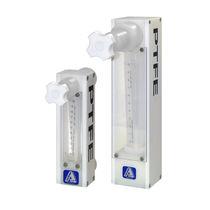 Débitmètre à flotteur / pour eau / pour liquide corrosif / robuste