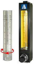 Débitmètre à flotteur / pour gaz / robuste / à lecture directe