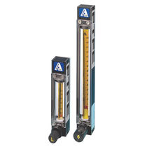 Débitmètre à flotteur / pour gaz / pour liquide / de précision