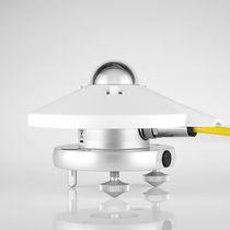 Pyranomètre intelligent / pour applications de test d'énergie solaire / analogique / numérique