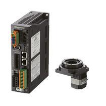 Actionneur rotatif / motorisé / à arbre creux / à contrôleur intégré