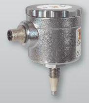 Détecteur de niveau à micro-ondes / pour liquides / fileté