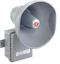 Haut-parleur de plafond / pour zones dangereuses / étanche
