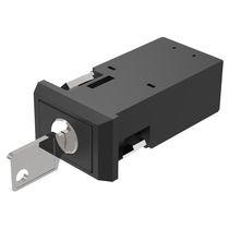 Commutateur à clé / unipolaire / électromécanique