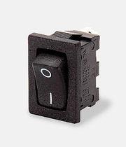 Interrupteur à bascule / bipolaire / miniature / résistant aux éclaboussures