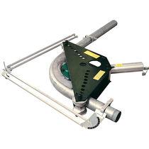 Cintreuse manuelle / pour profilé en PVC / portative / portable