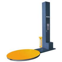 Banderoleuse à plateau tournant / semi-automatique / pour palettes / à film étirable