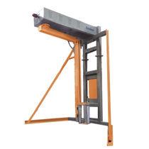 Banderoleuse à bras tournant / semi-automatique / pour applications industrielles / de palette