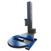 Housseuse pour chariots élévateurs / semi-automatique / à film étirable / verticale