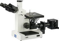 Microscope de laboratoire / à caméra numérique / inversé / métallurgique