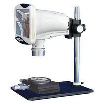 Microscope optique / pour analyse / à caméra numérique / de traitement d'images