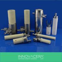Pompe pour produit chimique / électrique / à piston / en céramique
