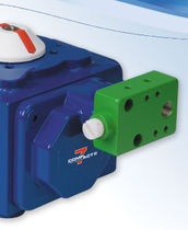 actionneur de vanne pneumatique compact max. 10 bar Habonim Industrial Valves & Actuators