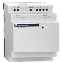 alimentation électrique AC/DC : convertisseur sur rail DIN 100 - 500 V, - 7 - 960 W | Phaseo ABL7/ABL8 Schneider Electric - Automation and Control