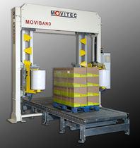 cercleuse de palette 120 p/h | Moviband MOVITEC WRAPPING SYSTEMS SL