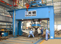 presse hydraulique de formage 6 000 - 30 000 kN Tianjin Tianduan Press Co.,Ltd.