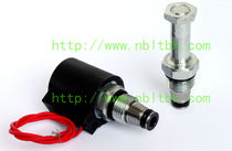 vanne à clapet 2/2 voies  Ningbo Longteng Hydraulic Components Co.,Ltd.