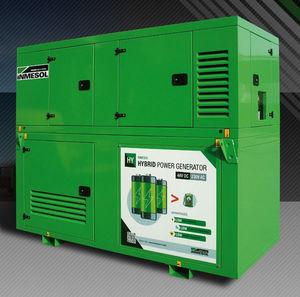 Groupe électrogène hybride - Tous les fabricants industriels - Vidéos adef0e6604be