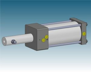 multiplicateur de pression air huile
