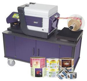 Imprimante d'étiquette / couleur / haute qualité