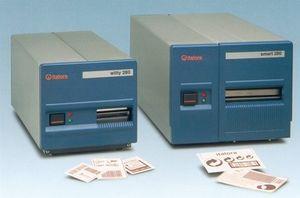 Imprimante d'étiquette / à transfert thermique