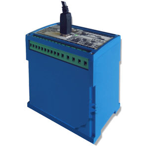 Transducteur programmable / universel / à montage sur rail DIN / de mesure