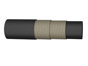 Tuyau flexible pneumatique / en caoutchouc / pour air comprimé