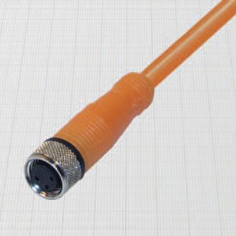 connecteur RF / DIN / droit / femelle