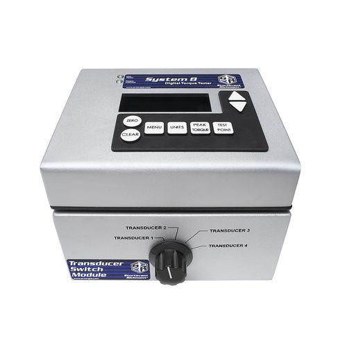 testeur de couple sur table / pour clé dynamométrique / numérique