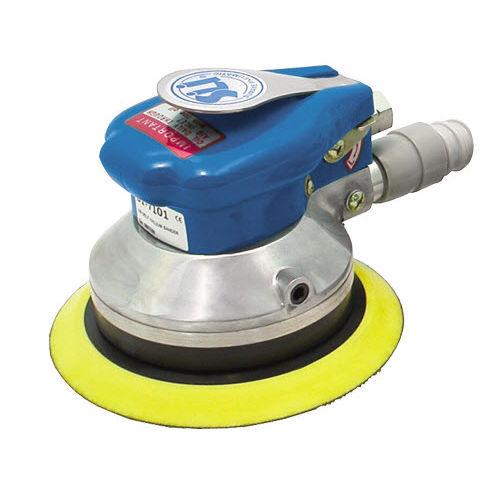 Ponceuse pneumatique / à disque / à double action / avec aspiration intégrée ST-7101-5 Sumake Industrial Co., Ltd.
