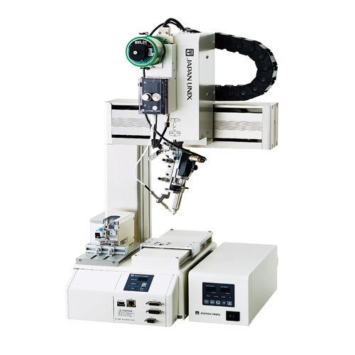robot cartésien / 3 axes / de brasage / industriel
