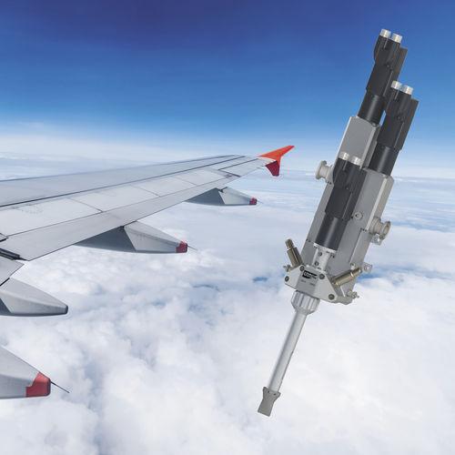 doseur-mélangeur pour applications aéronautiques - ViscoTec Pumpen- u. Dosiertechnik GmbH