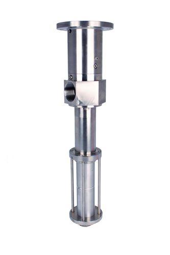 pompe pour colle / à vis excentrée / industrielle / pour fluide haute viscosité