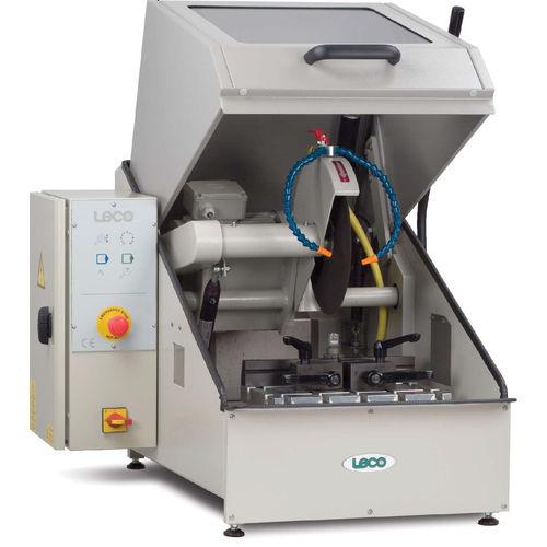 Scie à ruban / pour acier / pour échantillons métallographiques / CNC ø300mm, 4kW | MSX255 Series LECO