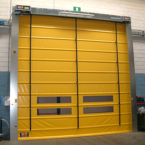 Portes à empilement / de hangar / industrielles / automatiques IP ST SC SACIL HLB