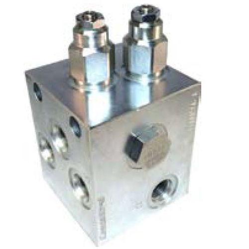 vanne bidirectionnelle / à cartouche / pilote / pour moteur