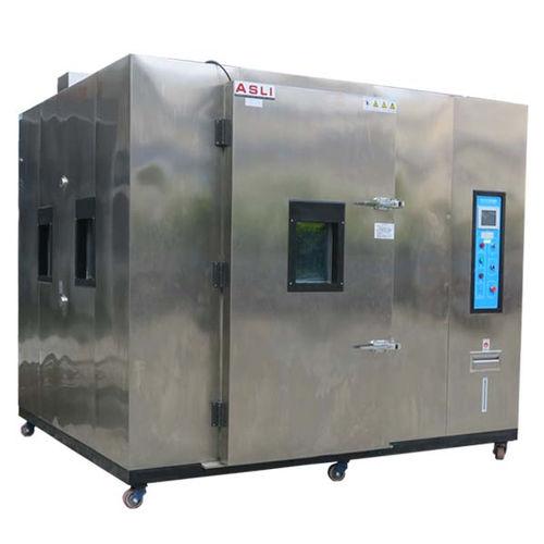 Chambre d'essai d'humidité et température / de grande dimension -70 ... +150 °C, 10 - 98 %RH   THR ASLi (China) Test Equipment Co., Ltd