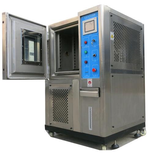 chambre de test climatique / de stabilité / d'humidité et température / avec régulation climatique et de température